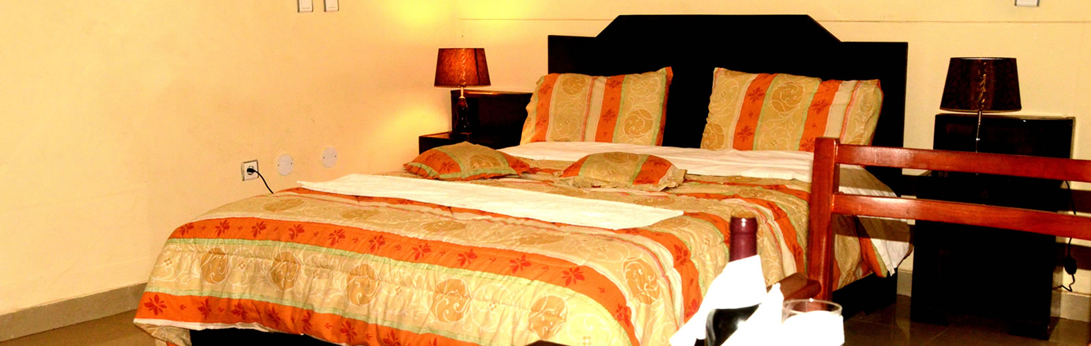 NGG Hotel King Size Bed Room