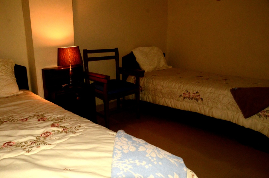 NGG Hotel Standard Twins  Bed Room 4