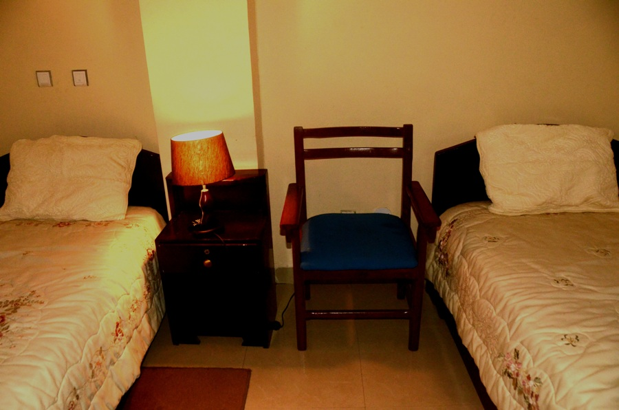 NGG Hotel Standard Twins  Bed Room 5